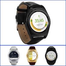 ฉบับที่1 g4อัตราการเต้นหัวใจminitor p assometer smart watch bluethoothสนับสนุนซิม/tfบัตรsmartwatchสำหรับandroid samsung smartโทรศัพท์