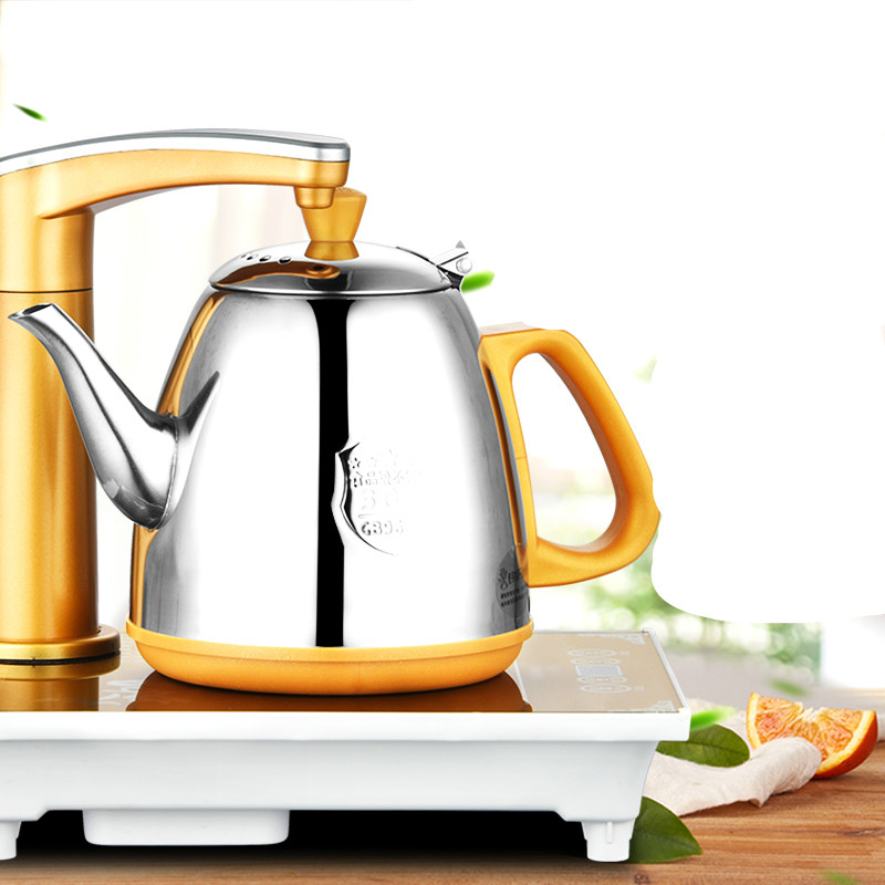 Automatic water kettle made stainless steel Safety Auto-Off Function Electric kettle