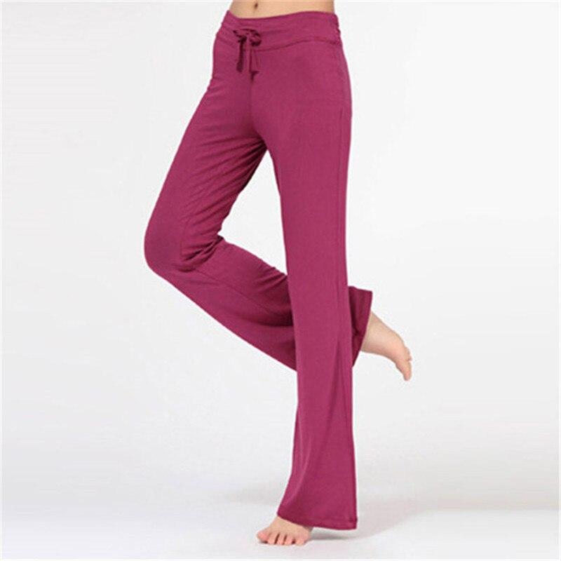 6475 Women Modal Cotton Pants Trousers Comfort Casual -6518