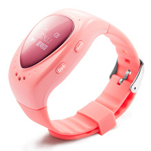 FineFun Original A6 GPS Tracker Watch for Kids Children Smart Watch with SOS button GSM phone support Android&IOS Anti Lost