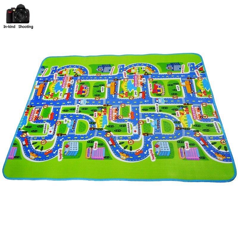 Foam Baby Play Mat Toys For Children's Mat Kids Rug Playmat Developing Mat Rubber Eva Puzzles Foam Play 4 Nursery DropShipping