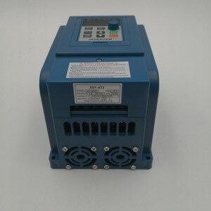 Image 2 - VFD 380V 4KW AC 380V 1.5kW/2.2KW/4KW/5.5KW/7.5KW napęd o zmiennej częstotliwości 3 fazy falownik do kontroli prędkości silnika falownik VFD
