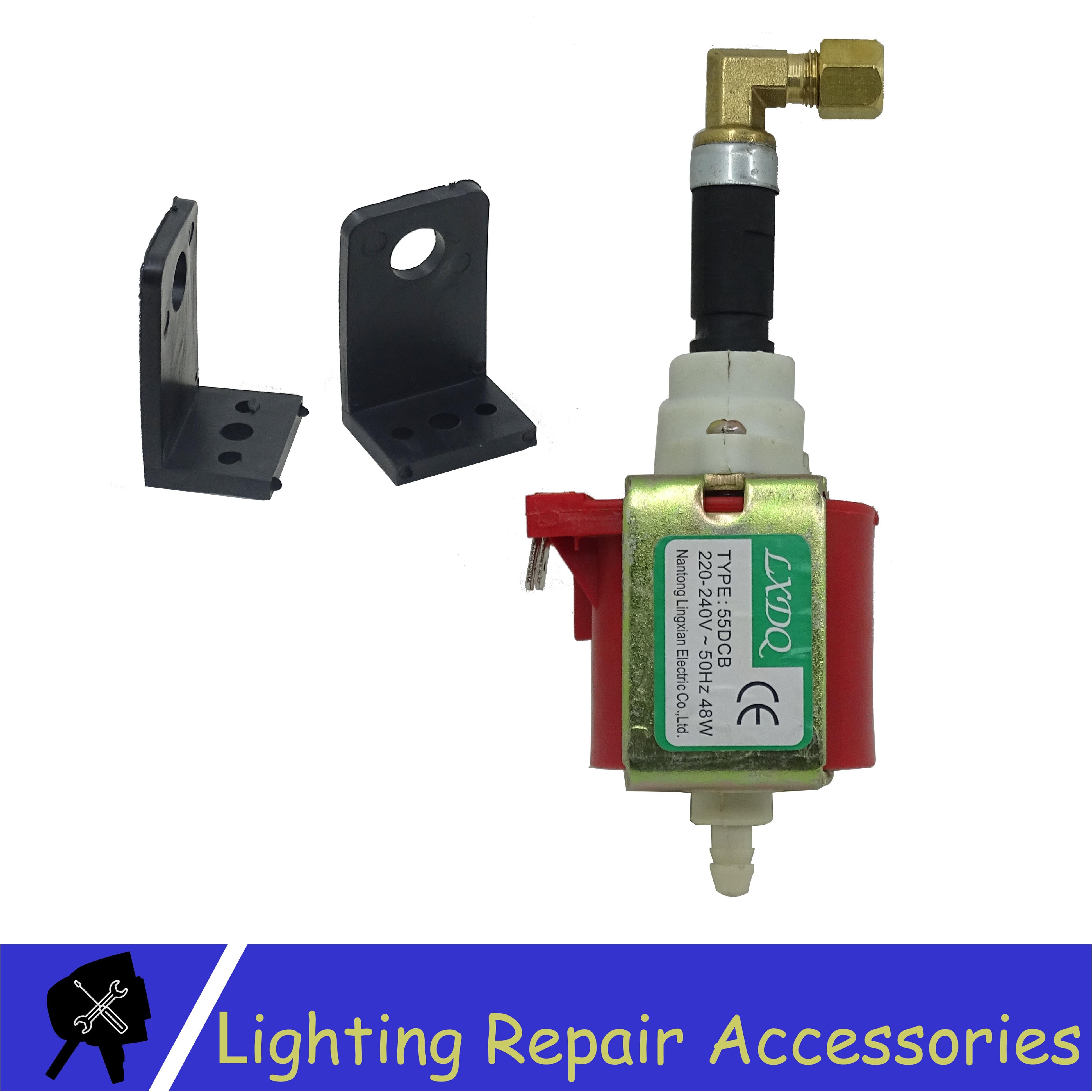 55DCB 48W Oil Pump Power Pump 110V Or 220V Used For 2000w 3000W Smoke Fog Machine Accessories - Pump