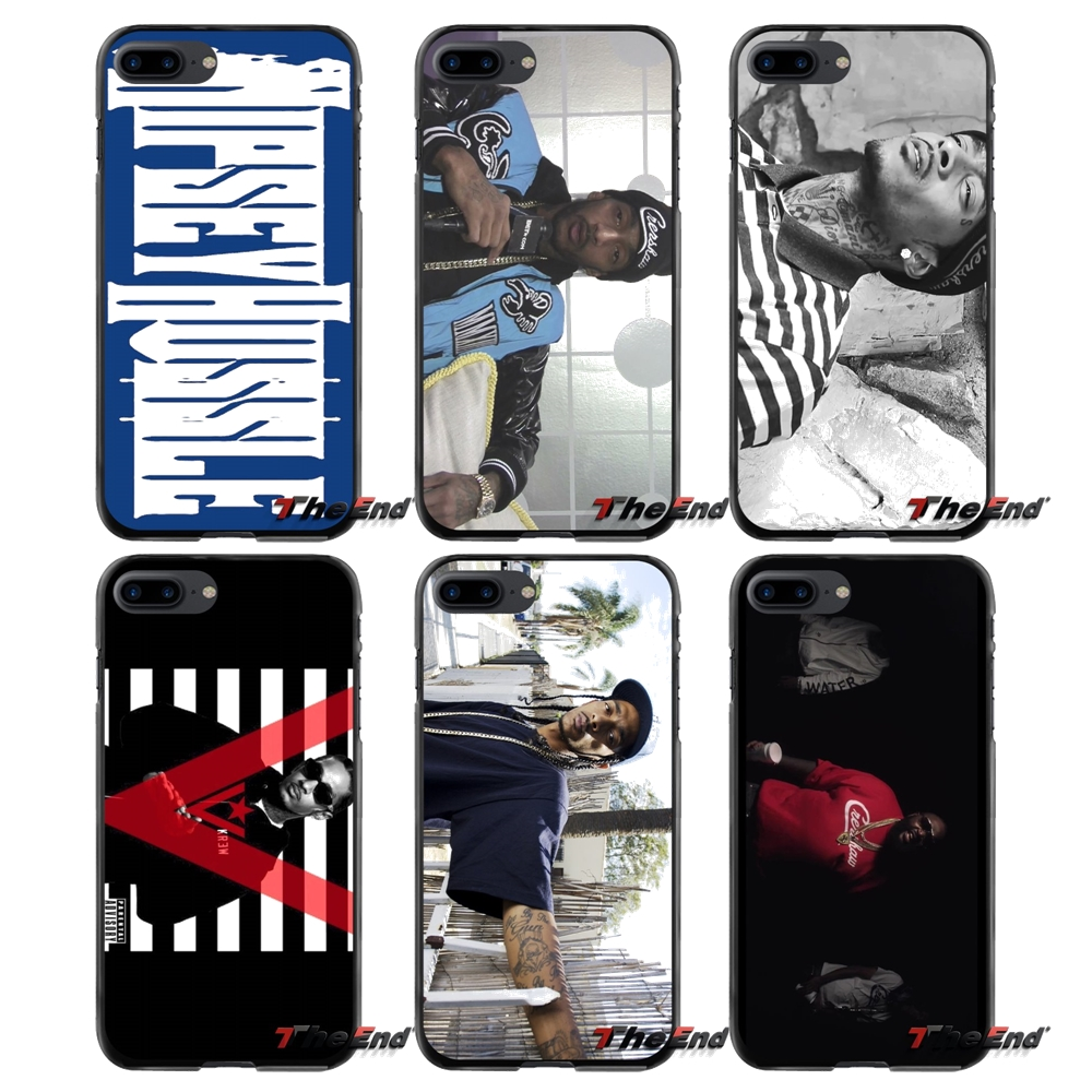 For Apple iPhone 4 4S 5 5S 5C SE 6 6S 7 8 Plus X iPod Touch 4 5 6 Accessories Phone Cases Covers Nipsey Hussle