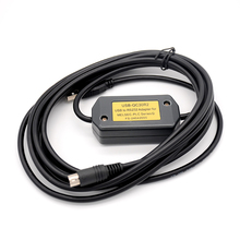 USB interface of Mitsubishi Q series PLC programming communication cable USB/RS232 interface length 3 meters. s7 200plc programming cable communication line wireless programming cable instead of usb ppi