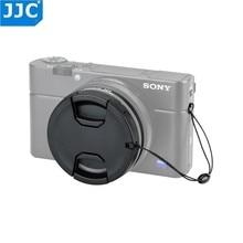 JJC RX100 M6 Filter Mount Adapter for Sony ZV 1 RX100 VI RX100 VII Camera Lens Cap Keeper 52mm MC UV CPL Filters Tube Kit