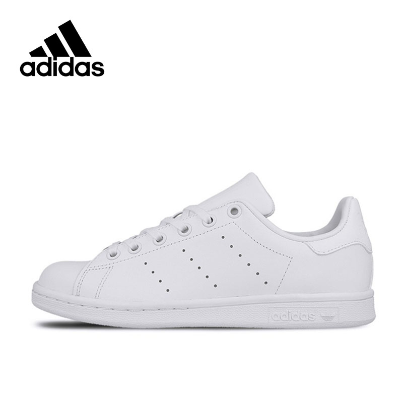 Official Adidas Originals Sneakers Summer Women's Skateboarding Shoes Sneakers Lace-up Low Breathable Adidas Women Shoes adidas sport performance kid s boat lace i sneakers
