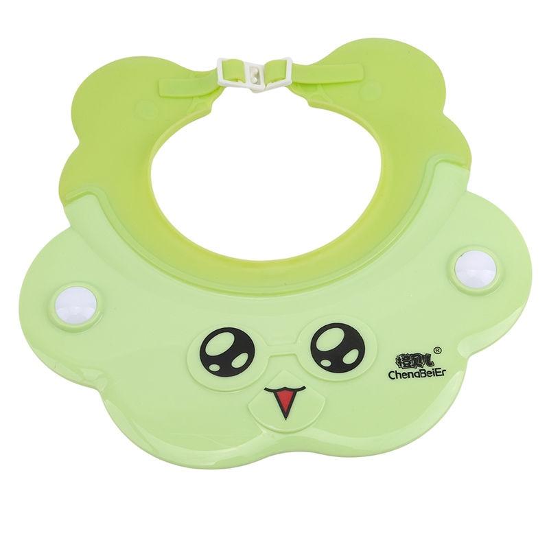 chapeu de banho ajustavel do bebe 01
