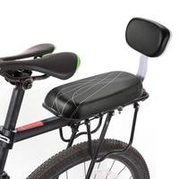 GUB Bicycle Saddle Cycling Soft Pu Lether +Sponge Saddle MTB Road Bike Seat Comfortable Breathable Waterproof Back Seat Mat
