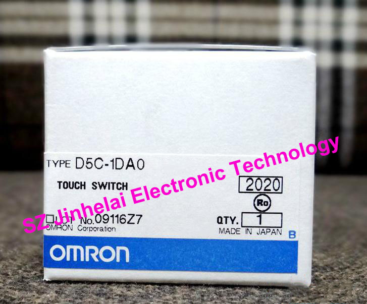 New and original  D5C-1DAO(D5C-1DA0)  OMRON  TOUCH SWITCHNew and original  D5C-1DAO(D5C-1DA0)  OMRON  TOUCH SWITCH