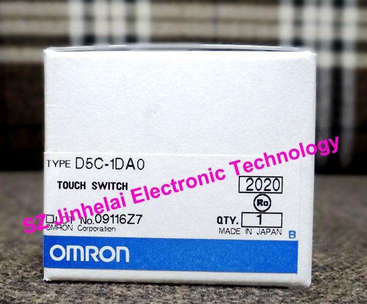 Nouveau et original D5C-1DAO (D5C-1DA0) interrupteur tactile OMRON