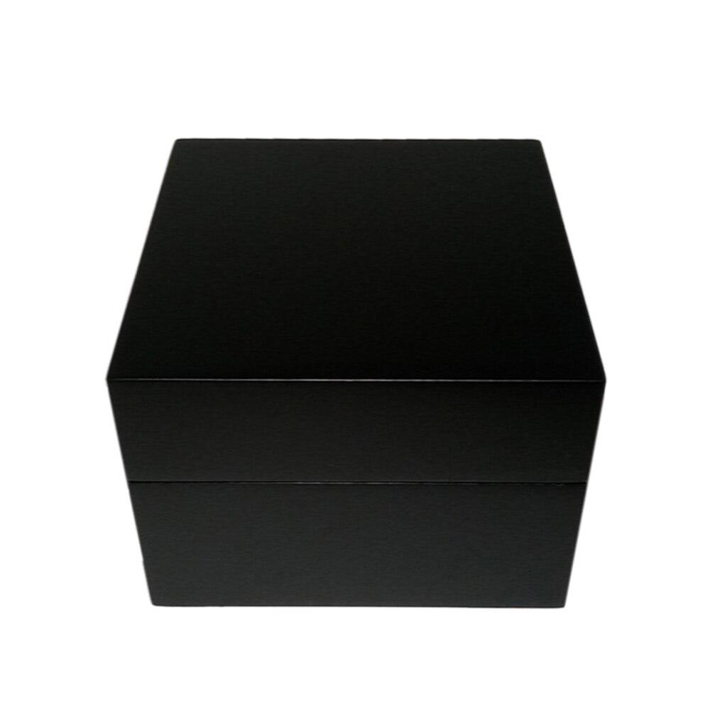Spetsiaalne kliendi jaoks mõeldud mustast puidust sisemise halli - Kellade tarvikud - Foto 4