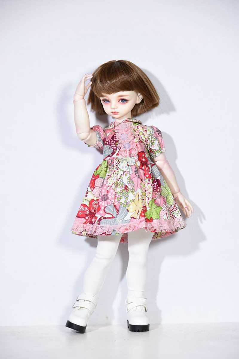 Кукла кружевная юбка Мини Мода цвет SD цветок юбка аксессуары для куклы ручной работы BJD ремесла куклы аксессуары детские игрушки ZJF145