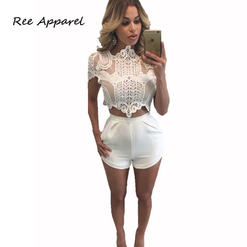 Hot Sale Summer Female Women Fashion Embroidery Lace