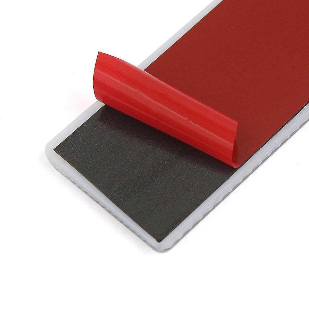 1 шт. красный или белый клей Пластик Отражатели Светоотражающие Предупреждение плиты Наклейки знак APE для автомобилей внедорожник Грузовик ...