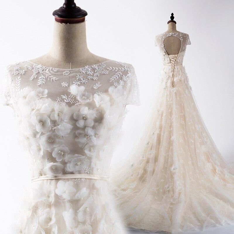 3D Wedding Dresses