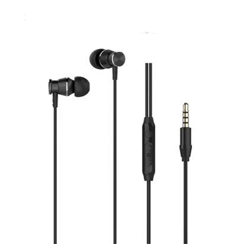Langsdom 2019 M305 Hifi Earphone in ear for Phone Bass Metal earphones In-ear Headset Stereo Earbuds with Mic for iphone Xiaomi