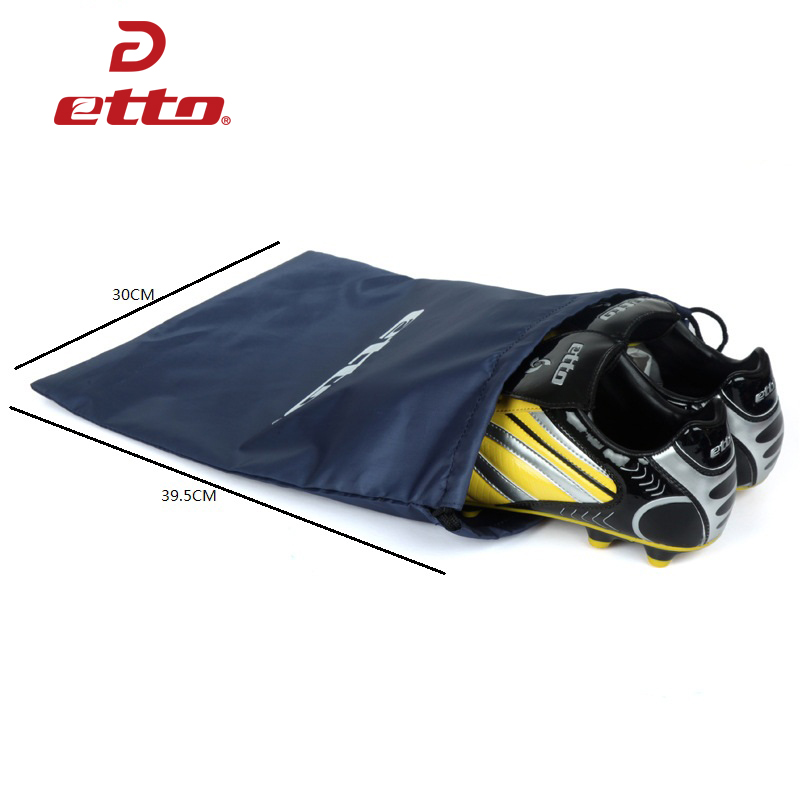 Etto New Portable Sports Shoes Bag Men Fitness Bag Women For Gym Sport Outdoor Tote  Bags Waterproof Nylon Bag HAB004