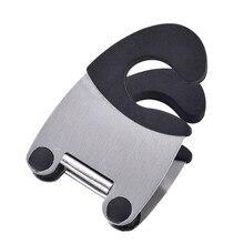 Зажимы для кастрюль бытовые щипцы для кастрюль ложка подставки держатель шпатель стеллаж для хранения инструменты для приготовления пищи Кухонные гаджеты Uten Af 1n30