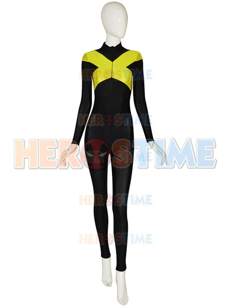 Jean Grey Phoenix Suit X Men Dark Phoenix Spandex Costume Superhero Costume Lycra Spandex  Zentai Bodysuit for woman/Men