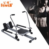 Hewolf Multifunctional Abdominal Rowing Device Belly Trainer Tool Fitness Exerciser Loss Weight Health Care Gym Home