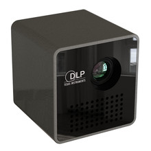 Оригинальный P1 + WiFi беспроводной мобильный проектор Поддержка Miracast DLNA переносной домашнего кино игры proyector проектор
