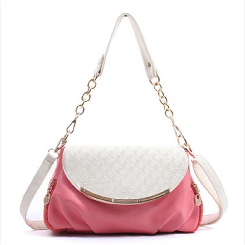 A generation of fat new handbag Korean style casual fashion bags, Ms. shoulder messenger bag handbag soft leather 4 color optimization of hydro generation scheduling