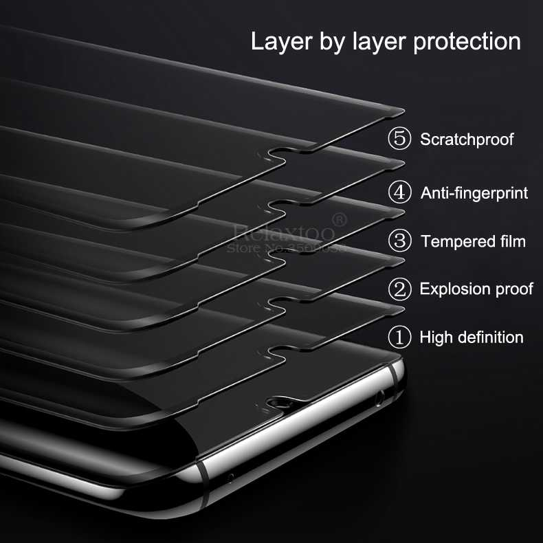 3D Tela De Vidro Temperado Para Samsung Galaxy A31 A51 A21s M20 M30s A10 A20 A30 A40 A50 A70 A20e A10s A20s A30s Protetor Capa