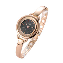 2019 Top Brand Fashion Ladies Watches Stainless Steel Watch Band Rhinestone bracelet Watch Woman Quartz Wrist Watch Dropship