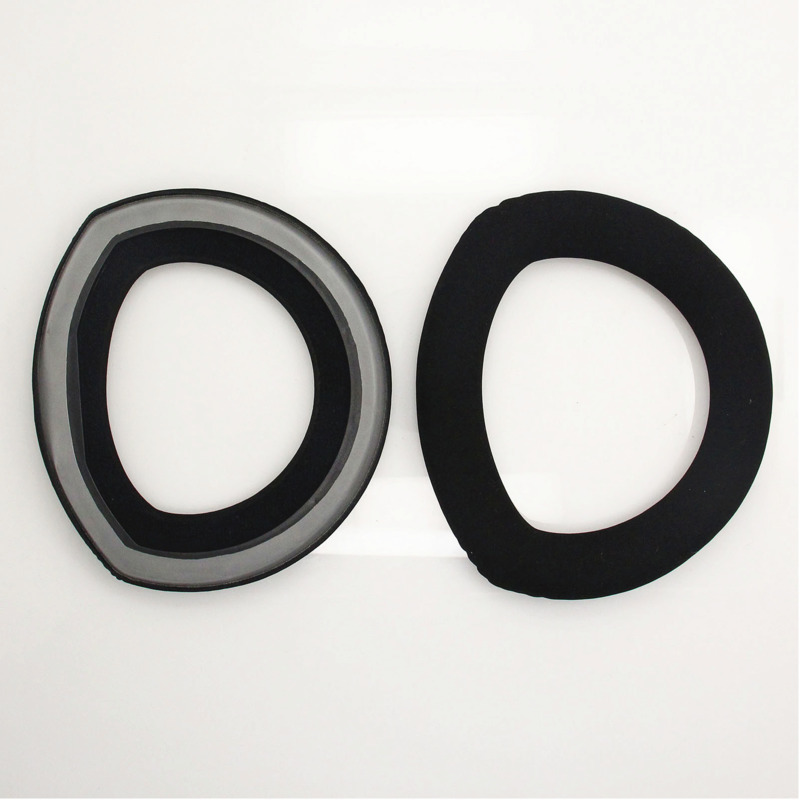 High Quality Replacement Ear Pads For Sennheiser Hd800 Hd800s Headset Sponge Set Memory Foam Earmuff ew#
