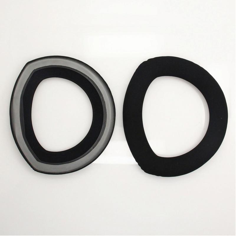 High Quality Replacement Ear Pads For Sennheiser Hd800 Hd800s Headset Sponge Set Memory Foam Earmuff ew#
