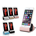 Dock Charger USB Sync Data Cable Docking Station Charging Desktop Cradle Stand for Apple iPhone 5 5c 5s SE 6 6s 7 Plus iOS 10