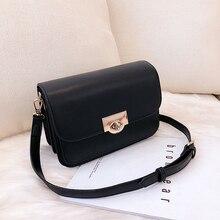 купить 2019 Women Bag PU Leather Luxury Designer Handbags Lock Shoulder Bag Travel Crossbody Bags Ladies Messenger Bags LC10 по цене 1106.58 рублей