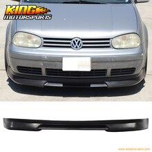 Для 99 00 01 02 03 04 Volkswagen VW Golf Mk4 P3 стиль передний Bumer губы уретана