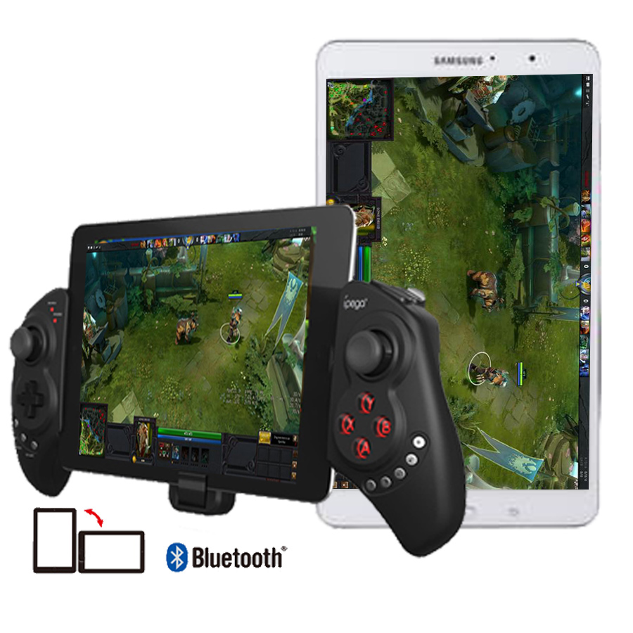 iPEGA PG-9023 PG 9023 Telescopic Wireless Bluetooth Game Controller Gamepads For Phone/Pod/Pad/Android IOS Gamecube joystick
