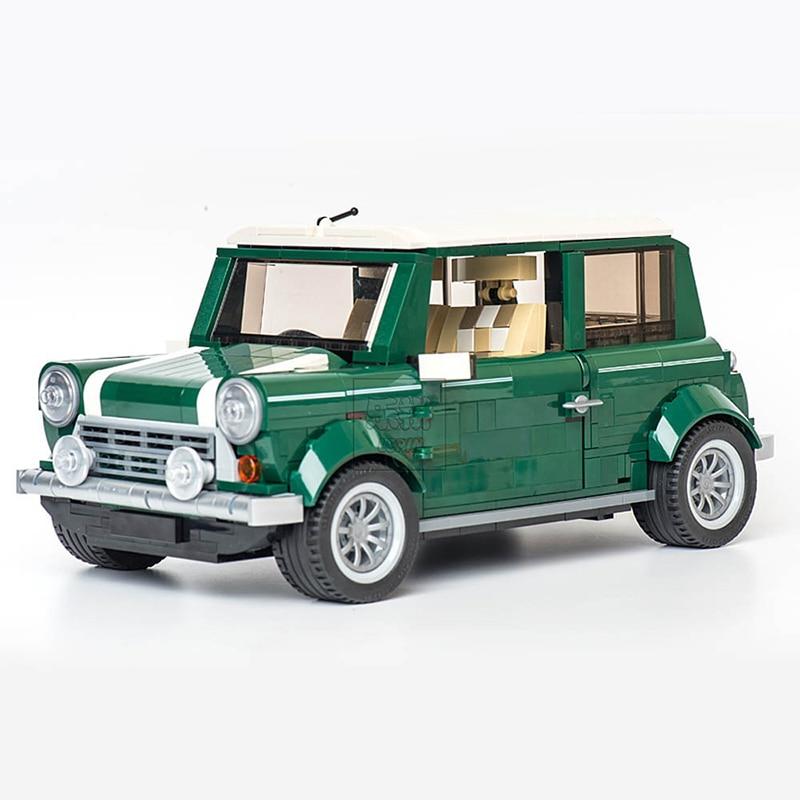 Lepin-Technic-21001-Volkswagen-T1-Camper-21003-Beetle-21002-Cooper-Car-Building-Blocks-Bricks-Toys-10220 (4)