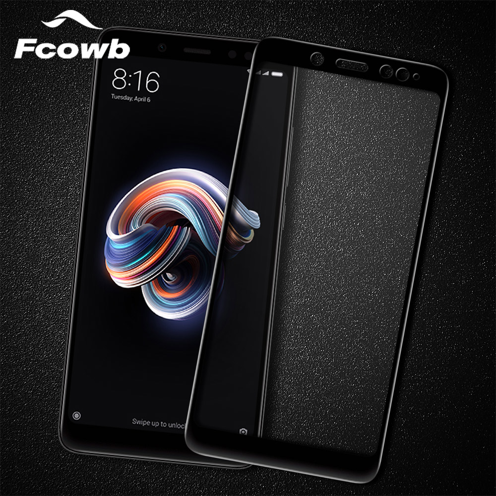Fcowb For Xiaomi Redmi Note 5 Pro Case High Quality Safety Matte Stiker Carbon Transparan Samsung Silicon Transparent Clear Soft Tpu Protector Back Cover Us 189 Piece