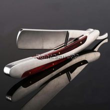 Barber Razors Shaving Knife Folding Straight Edge Stainless Steel Shaper Barber Razor Folding Shaving Knife Scheermes
