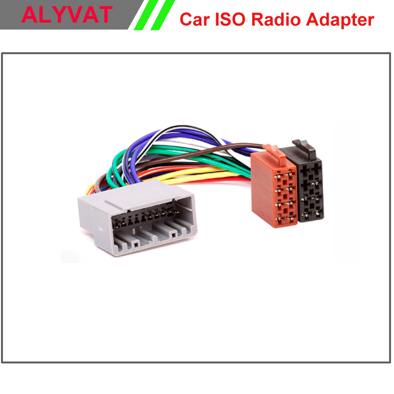 car iso stereo adapter connector for chrysler 2001 jeep. Black Bedroom Furniture Sets. Home Design Ideas