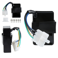 Digital Ignition Coil Switch Motorcycle For CDI ECU Box Ignitor For Kawasaki KLF 1986 1987 Scooter