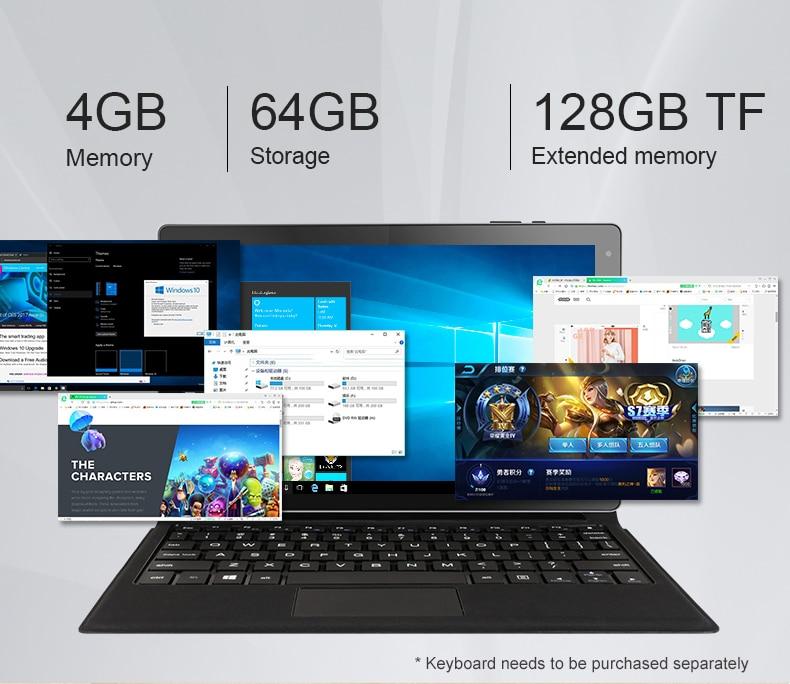الطائر EZpad 4GB United 6