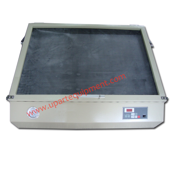 tabletop plate exposure with vacuum for silk screen frame for hisense led40k16x3d booster plate ssl400 3e2a screen with lta400hl10 is used