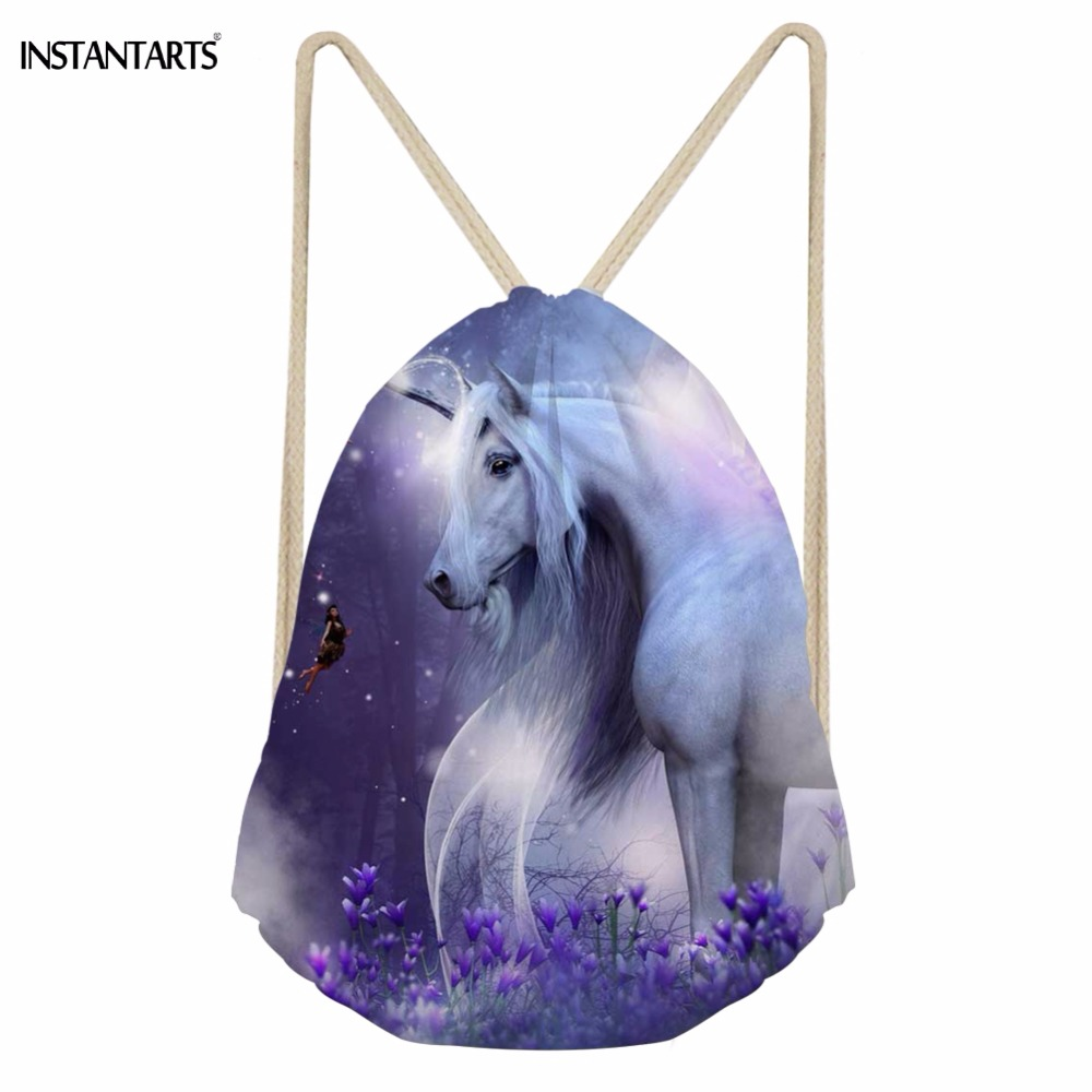 Detail Feedback Questions About Instantarts Fashion 3d Galaxy Horse