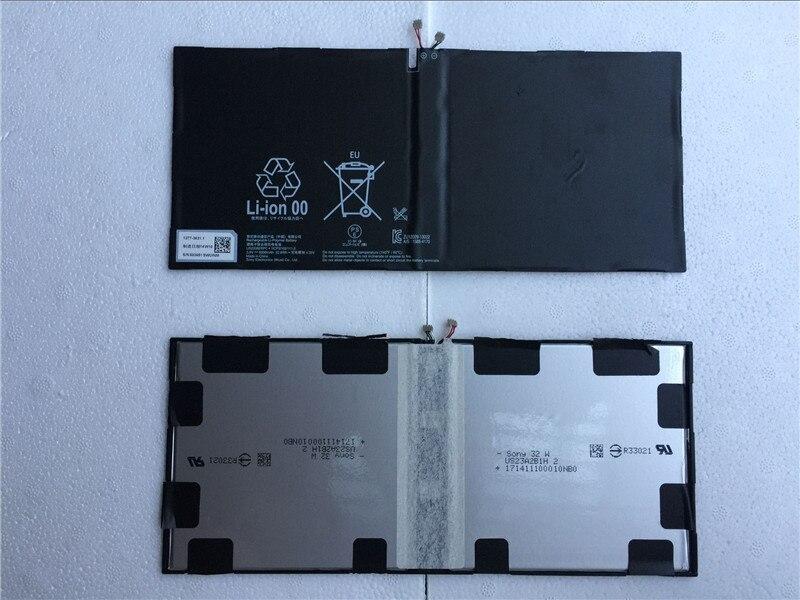 For SONY Xperia Z2 Tablet SGP511 SGP512 SGP521 SGP541 SGP551 3 8V 6000MAH 22 8WH