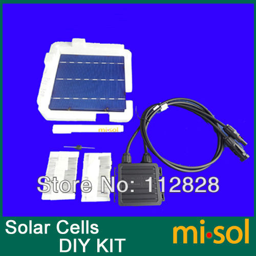 40 pcs POLY 6x6 4.3W solar cells DIY kit for solar panel, flux pen, diode bus tabbing 40 pcs mono 5x5 solar cells diy kit for solar panel regulator bus tabbing wire