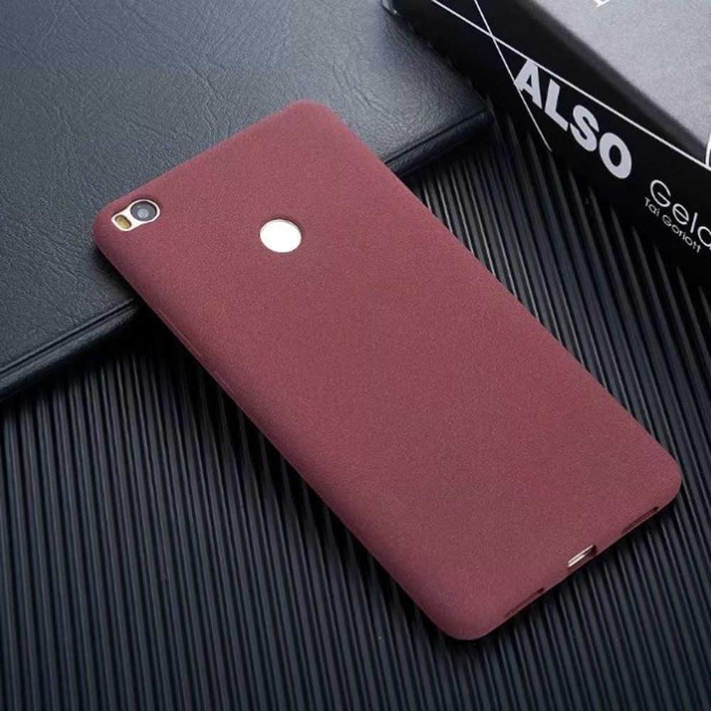 Мягкий силиконовый чехол для телефона Xiaomi Note 2 A1 Mix 2s 5X Max 2 чехол Чехол для Redmi Note 5A Prime 2S 5 Plus чехол матовая задняя крышка