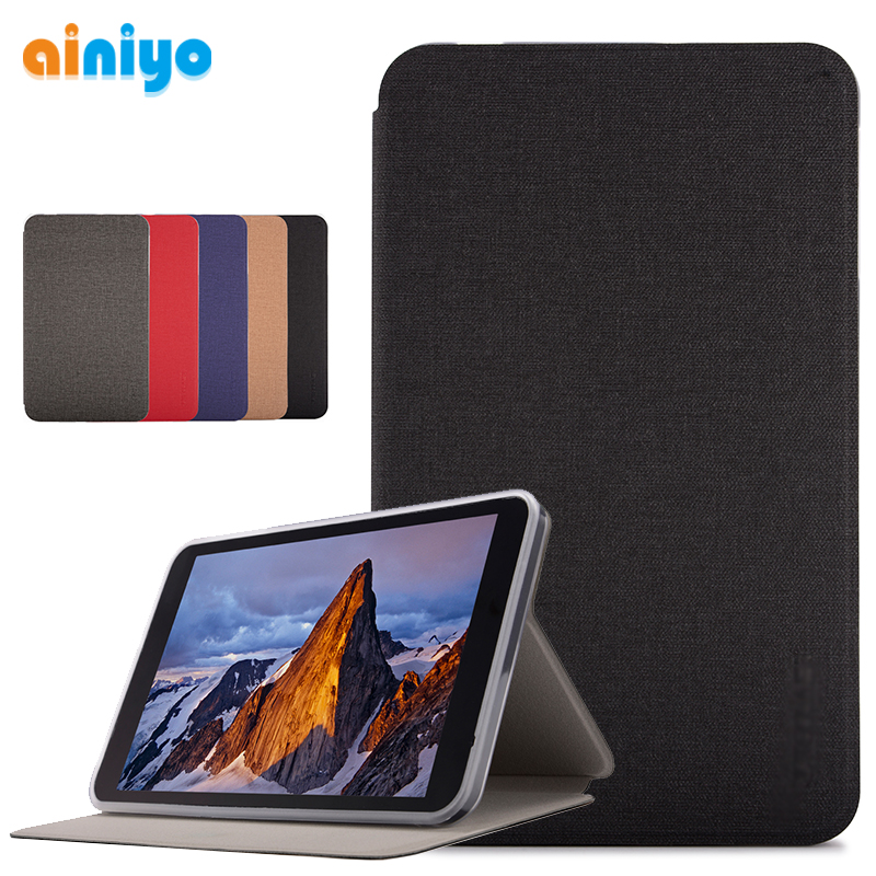 Newest Cover For Teclast P80x 8 Inch Tablet PC Fashion PU Case Cover For Teclast P80x 4G+ Free Stylus Pen