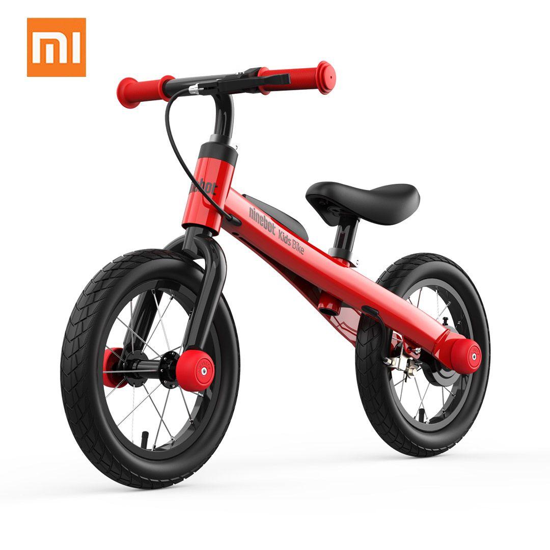 Xiaomi enfants Scooter 12 pouces enfants deux roues Balance vélo Scooter bébé vélo marcheur 2-5 ans garçon fille extérieur Ride jouets