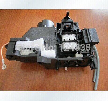 ФОТО High Quality Original teardown  Pump Unit Compatible for EPSON R1900 R2000 R2400 R2880 Cleaning unit  ink pump