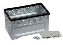 Calabaza Marco de instalación 2DIN Coches Reproductor de DVD Estéreo para Golf Bora/Polo/MK3/MK4 Jetta Nissan